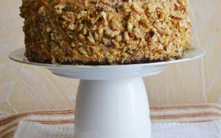 Шоколадный торт с орехами: лучшее сочетание вкуса