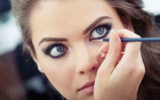 Макияж для круглых глаз – как сделать его правильно?