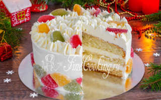 Бисквитный торт: простые рецепты, великолепные десерты