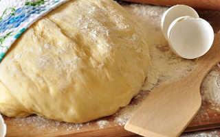 Сдобное тесто для пирожков: рецепты