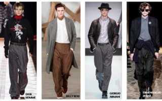 Модные женские брюки сезона осень – зима 2020-2020