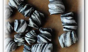 Бусы из ярких разноцветных бусин из полимерной глины, мастер – класс