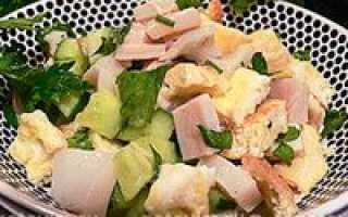 Салат из морепродуктов: интересные рецепты