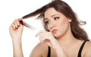 Маска для волос для секущихся кончиков: советы и рецепты