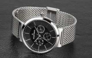 Женские швейцарские часы – что в моде