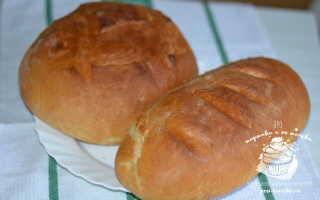 Домашний хлеб в духовке – рецепты приготовления