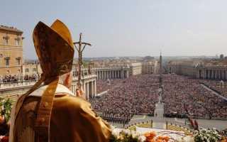 Ватикан: достопримечательности города-государства