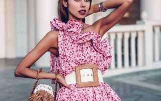Повседневные платья 2020: фото, модные коллекции