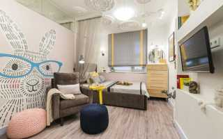 Комната для девочки подростка: интерьер