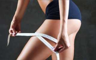 Как убрать жир с внутренней стороны бедер?