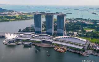 Сингапур: достопримечательности, которые опережают современность
