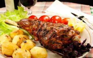 Баранина в духовке: лучшие рецепты