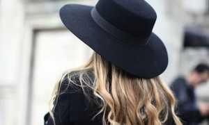 Модная шляпа 2020: с чем носить и как выбрать?