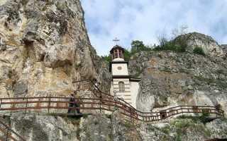 Достопримечательности Болгарии: скальные монастыри, пещеры и другие