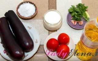Рулетики из баклажанов с помидорами – как приготовить