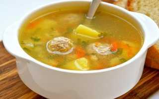 Суп с тефтелями – рецепт, который знает каждая хозяйка