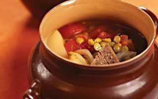 Рецепт: суп пити в горшочках