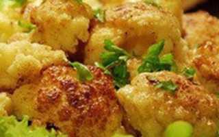 Цветная капуста: рецепты в мультиварке, приготовление блюд