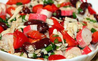 Салат из сладкого перца: рецепты приготовления