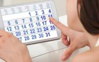 Нарушение менструального цикла: причины