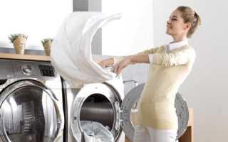 Как стирать хлопок вручную и в стиральной машине