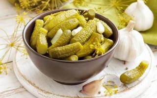Огурцы маринованные хрустящие: рецепты