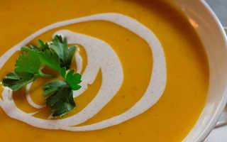 Суп пюре из тыквы: польза и рецепты приготовления