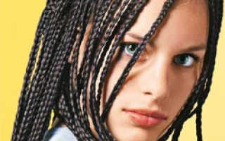 Наращивание волос на косичку: расти косе до пояса!