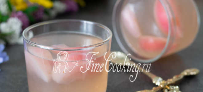 Желе из яблок: вкусный и полезный десерт