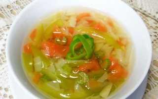 Суп из сельдерея для похудения, или Боннский суп
