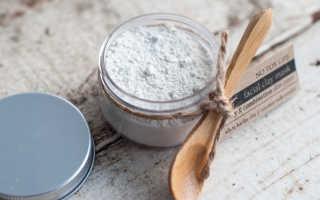 Белая глина для волос – лечебные маски, свойства
