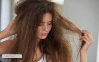 Уход за пористыми волосами в домашних условиях