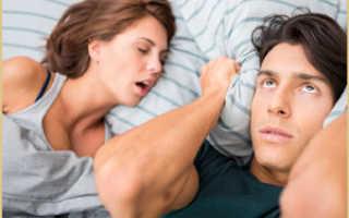 Как избавиться от храпа женщине: гигиена сна, народные методы