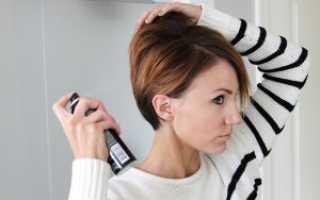 Как правильно сделать укладку волос?
