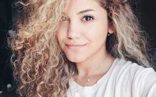 Уход за кудрявыми волосами: волнистая красота