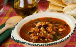 Суп харчо по-грузински: рецепт
