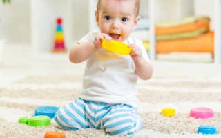 Развитие ребенка в 11 месяцев – каким должно быть