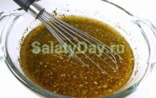 Соус для греческого салата: лучшие рецепты из Греции