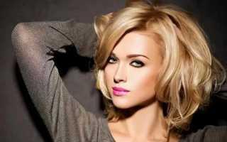 Объемные стрижки на средние волосы: секреты укладки