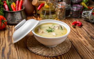 Сырный суп с курицей: рецепт для любителей французской кухни