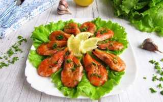 Жареные креветки в соевом соусе – различные рецепты
