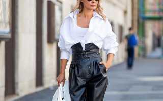 Модные женские рубашки 2020: одежда для стильных леди