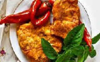 Жареная рыба: рецепт