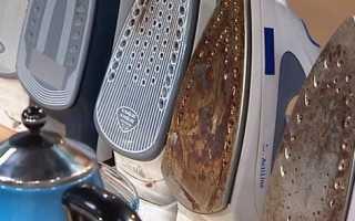 Как почистить утюг от нагара в домашних условиях правильно?
