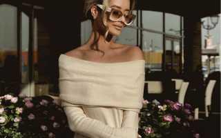 Вязаные платья – модный тренд зимнего сезона