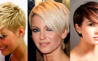 Женские стрижки на короткие волосы: модельные прически