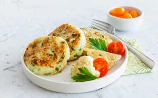 Котлеты из цветной капусты: рецепты вкусных, легких и полезных блюд
