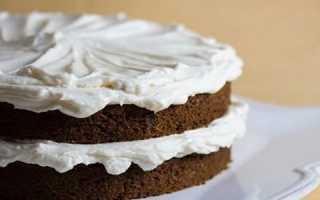 Крем для бисквитного торта: лучшие рецепты вкусных десертов