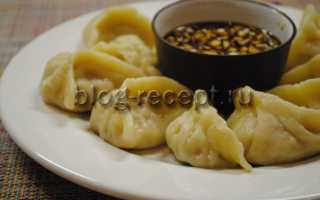 Китайские пельмени: рецепт восточной кухни