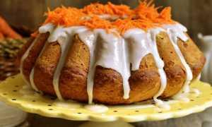 Морковный кекс: оригинальный рецепт полезного десерта